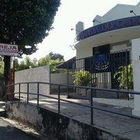 Photo taken at Igreja Bastita do Calvario by Leonard I. on 10/23/2013