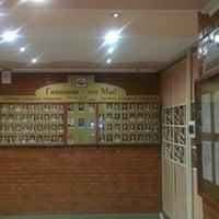Photo taken at гимназия Исток by Alexandr K. on 11/5/2014