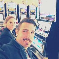 Photo taken at Casino Partouche d'Annemasse by Burak H. on 10/8/2015