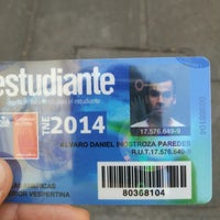 Photo taken at Oficina TNE by Alvaro I. on 4/8/2014