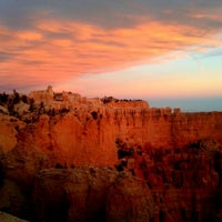 Photo taken at Bryce Canyon National Park by Marcio F. on 10/24/2012