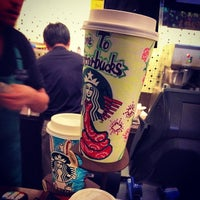 Photo taken at Starbucks (星巴克) by Kimi L. on 10/13/2013