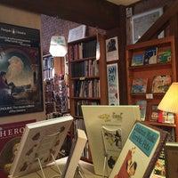 "Photo taken at The Globe Bookstore by Shelah ""Marina"" M. on 8/9/2014"