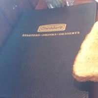 Photo taken at Cheddar's Scratch Kitchen by Andrew B. on 10/12/2013