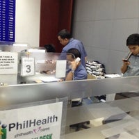 Photo taken at Manila Doctors UN Lobby by Cel N. on 10/21/2013