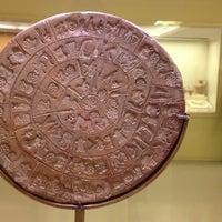 Foto scattata a Heraklion Archaeological Museum da Manco C. il 4/8/2013