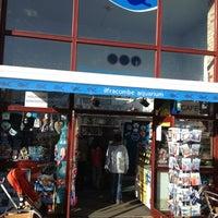 Photo taken at Ilfracombe Aquarium by Alex T. on 10/27/2012