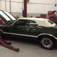 Photo taken at Casey's Automotive Chantilly by Caseys Automotive on 10/4/2013