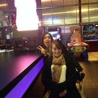 Photo taken at Bowling des Rives d'Arcins by Carla A. on 11/14/2013