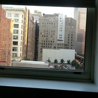 Photo taken at Hostelling International Chicago by Eunyoung R. on 10/11/2013