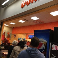 Photo taken at Dunkin Donuts by George J. on 10/18/2017
