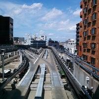 Photo taken at Nippori Station by Kou on 5/12/2013