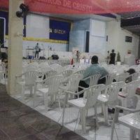 Photo taken at Igreja Obreiros De Cristo Sede by Rafinha T. on 3/30/2014