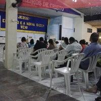 Photo taken at Igreja Obreiros De Cristo Sede by Rafinha T. on 2/16/2014