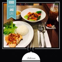 Photo taken at CP Kitchen by Rayla L. on 3/6/2014