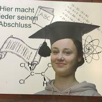 Photo taken at Lise-Meitner-Gesamtschule by Tom M. on 3/16/2017