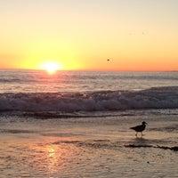 Photo taken at Zuma Beach by David K. on 10/29/2012