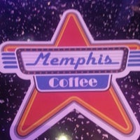 Photo taken at Memphis Coffee by Christophe Z. on 11/23/2012