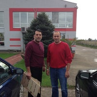 Photo taken at Gavric Promet - Serbia by Erhan C. on 10/18/2013