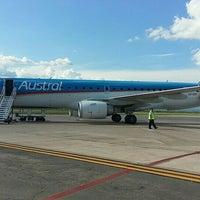 Foto tirada no(a) Aeropuerto de La Rioja - Capitán Vicente Almandos Almonacid (IRJ) por Pepe G. em 1/15/2016