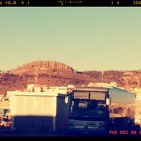 Photo prise au Central de Autobuses par Robert T. le12/25/2012