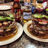 Photo taken at Mariscocos Culiacan by Alfonso S. on 1/19/2016