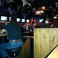 Photo taken at Dirty Dogg Saloon by Wesley D. on 1/8/2015