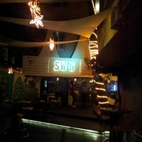 Photo taken at Swig Bar & Eatery by Vibhoo J. on 2/1/2014