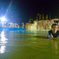 Photo taken at Sea Breeze Resort and Restaurant by Nhico C. on 6/13/2015