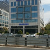 Photo taken at Samsung Electronics Hellas by 서병찬 (. on 4/21/2015