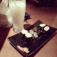Photo taken at Osaka Sushi by jeanita o. on 12/14/2013