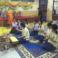 Photo taken at Wat Rouksudtharam by Meda on 11/3/2015