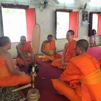 Photo taken at Wat Rouksudtharam by Meda on 10/20/2014