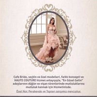 รูปภาพถ่ายที่ Cafe Bride โดย Selcuk A. เมื่อ 8/9/2015