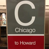Photo taken at CTA - Chicago (Red) by Rob H. on 8/29/2013