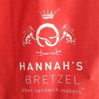 7/11/2013 tarihinde Rob H.ziyaretçi tarafından Hannah's Bretzel'de çekilen fotoğraf