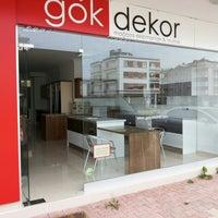 Photo taken at Gökdekor Mağaza Ekipmanları & Mutfak by Tuğrul G. on 11/7/2013