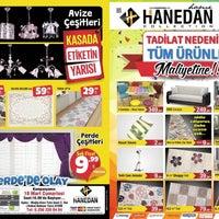 รูปภาพถ่ายที่ HANEDAN HoMe Collection โดย Hakan S. เมื่อ 3/18/2017