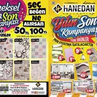 รูปภาพถ่ายที่ HANEDAN HoMe Collection โดย Hakan S. เมื่อ 12/14/2016