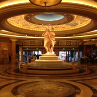 Photo taken at Caesars Palace Hotel & Casino by Kerry F. on 6/9/2013