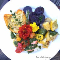 Photo taken at Farm to Table Catering by Jennifer T. on 7/21/2015