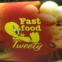 Photo taken at Tweety Fast Food by Edi B. on 2/12/2014