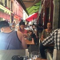 Photo taken at Winch Café by Amandine C. on 8/13/2016