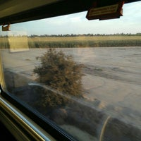 Photo taken at Amtrak San Joaquin 718 by Pablo M. on 8/6/2015