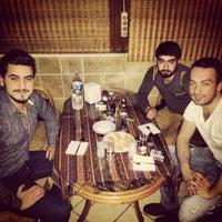 Photo taken at Ali Ağa Nargile Cafe Türkü Evi by Mehmet K. on 3/6/2015