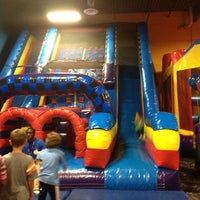Photo taken at Pump It Up of Piscataway by Gail N. on 9/27/2013