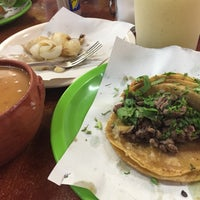 """Photo taken at Taqueria """"Los Carnales"""" by Denisse R. on 8/8/2015"""