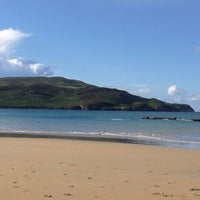 Photo taken at Dunfanaghy by Kerry H. on 7/6/2014