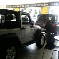 Ed Voyles Chrysler Dodge Jeep Ram - 789 Cobb Pkwy S