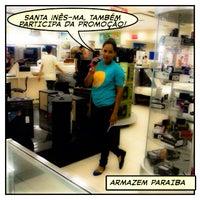 Photo taken at Paraiba by Contato P. on 4/5/2014